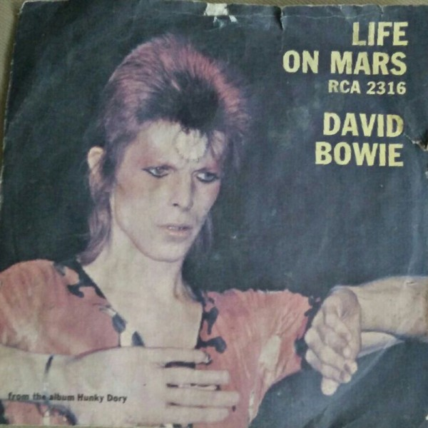 David Bowie Life On Mars
