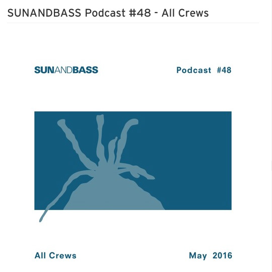 All Crews Sun & Bass podcast